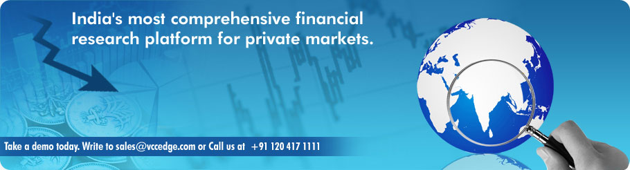 India's most comprehensive financial research platform for private markets